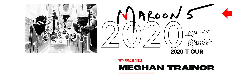 Maroon 5 Tour 2020.Maroon 5 Concert Tickets Citi Entertainment